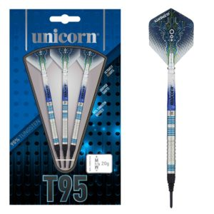 Unicorn Core XL T95 Soft Darts